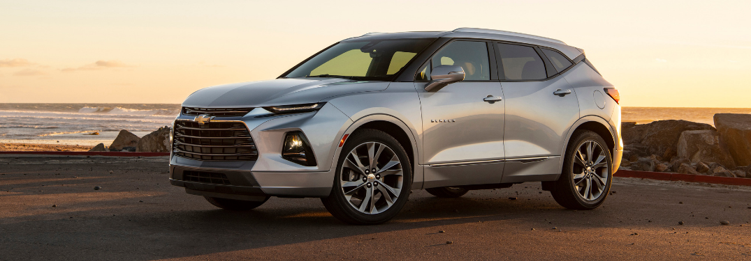 How Much Can the 2019 Chevy Blazer Tow?