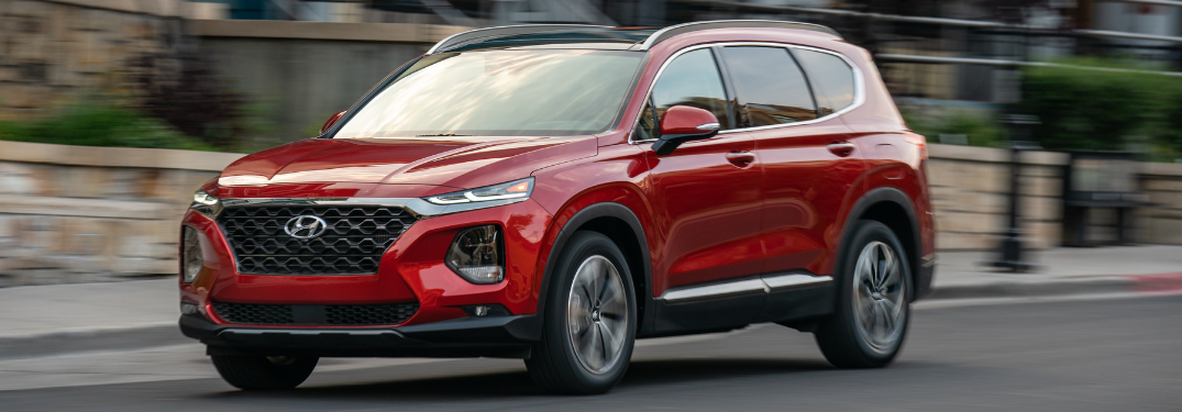 Does the 2019 Hyundai Santa Fe Have All-Wheel Drive?