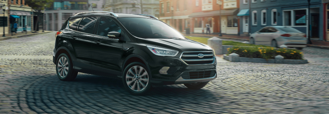 How Big is the Cargo Space of the 2019 Ford Escape?