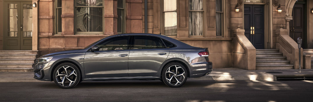 What's new in the 2020 Volkswagen Passat?