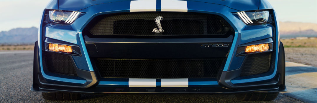 2020 Ford Mustang Shelby GT500 Performance Specs & Mechanical Features