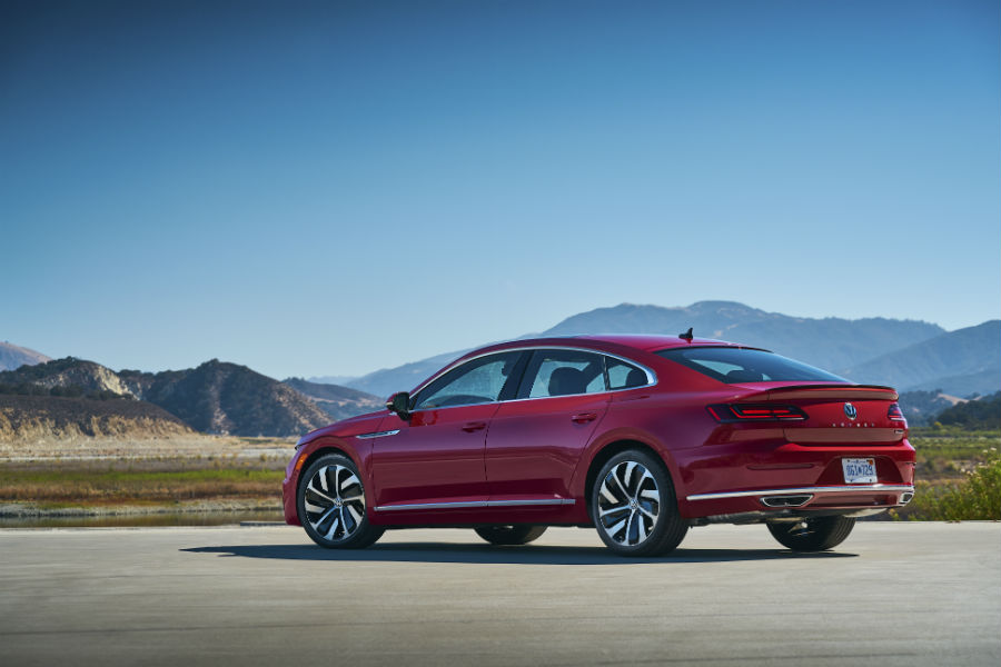 2019 Volkswagen Arteon Highlighted Specs & Features