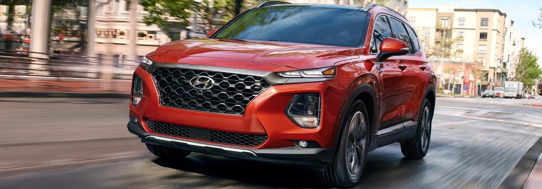 How Much Room is Inside the 2020 Hyundai Santa Fe SUV?