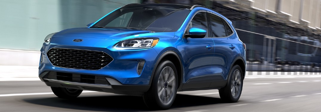 How Much Will the 2020 Ford Escape Cost?