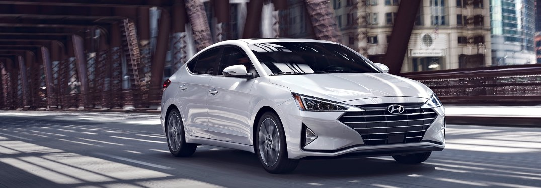 Standard and Available Safety Features in the 2020 Hyundai Elantra