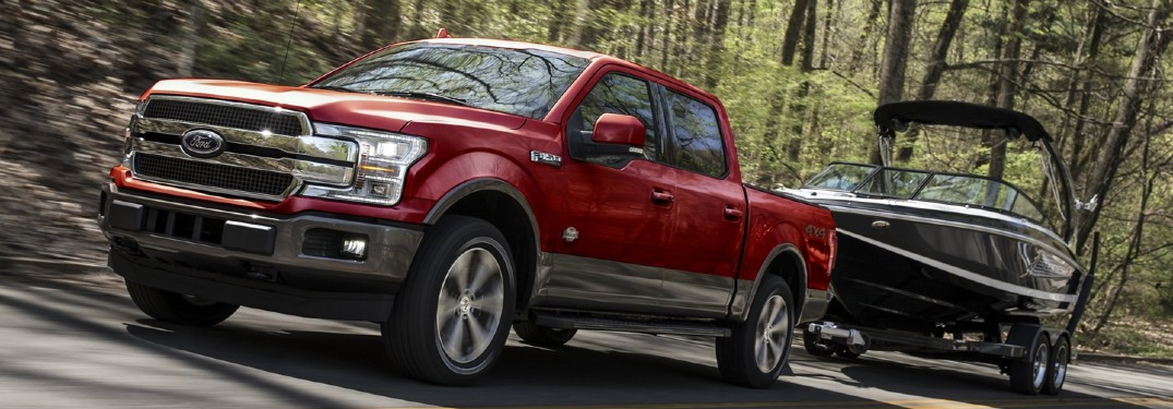 What are the Engine Options for the 2020 Ford F-150?