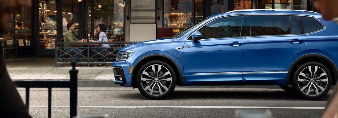 How Many Rows of Seats are Inside the 2020 Volkswagen Tiguan?