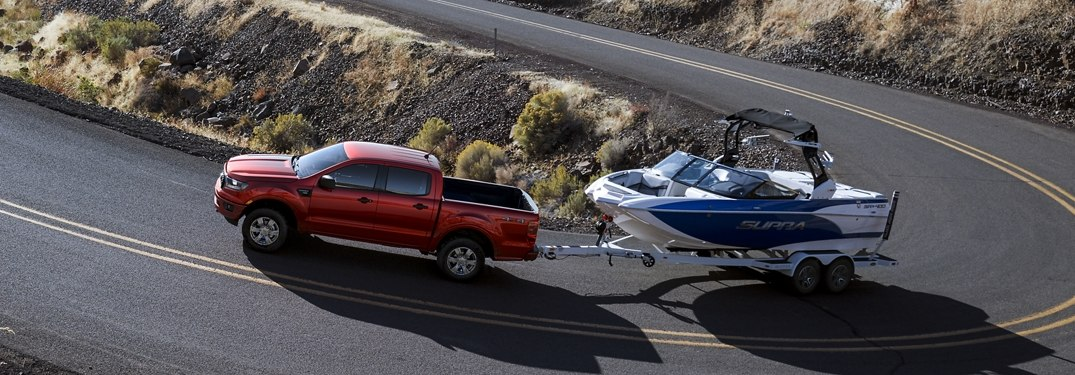 How Much Weight Can the 2020 Ford Ranger Tow?