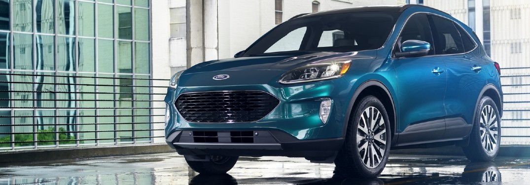 How Fuel-Efficient is the 2020 Ford Escape?