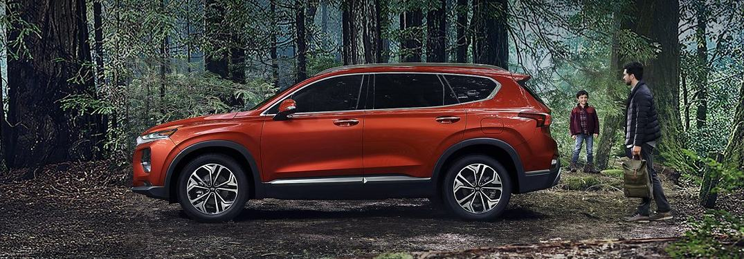Which Packages are Available for the 2020 Hyundai Santa Fe?