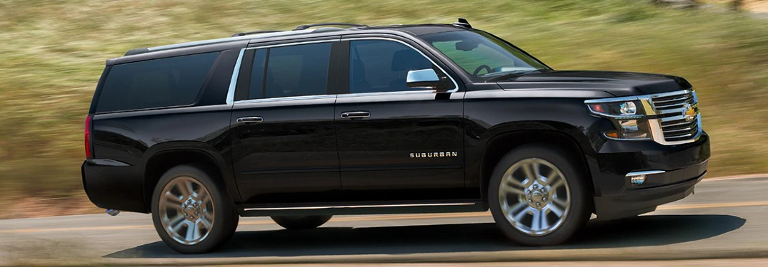 How Big is the 2020 Chevrolet Suburban?