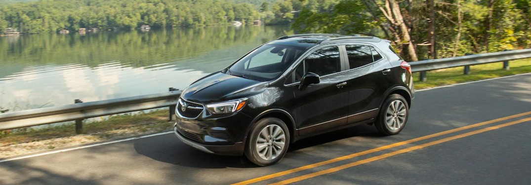 What's the Difference Between the 2020 Buick Encore and Encore GX?