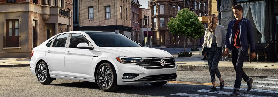 Which Colors are Offered for the 2020 Volkswagen Jetta?