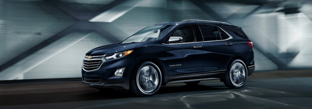 How Much Space is Inside the 2020 Chevrolet Equinox?