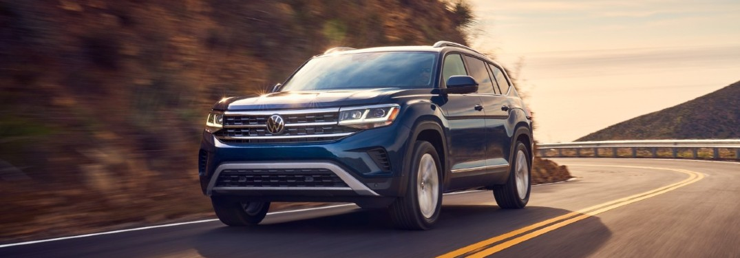 Color Options Offered for the 2021 Volkswagen Atlas