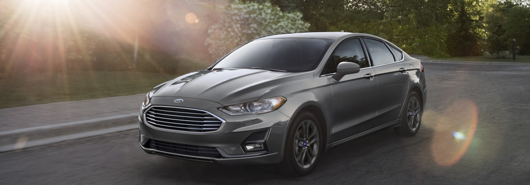How Fuel-Efficient is the 2020 Ford Fusion?