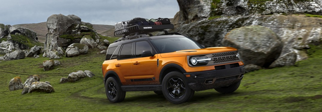 What are the Trim Level Options for the 2021 Ford Bronco Sport?
