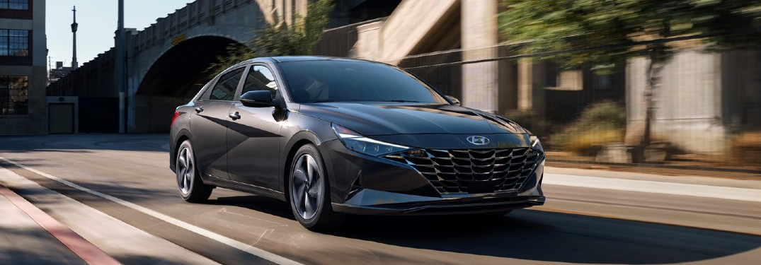 What is the MSRP for the 2021 Hyundai Elantra?