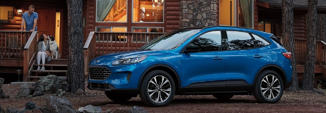 What is the Price for the 2021 Ford Escape?