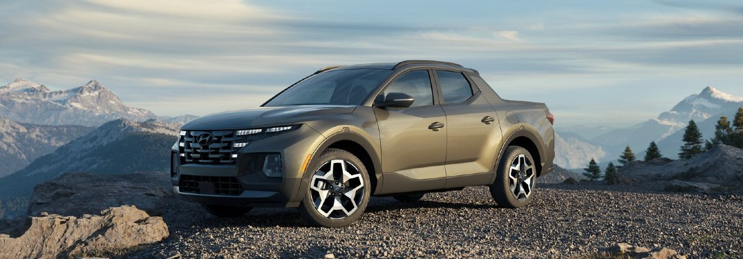 What is the Release Date for the 2022 Hyundai Santa Cruz?