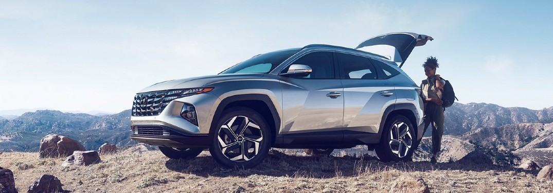 What are the Package Options for the 2022 Hyundai Tucson?