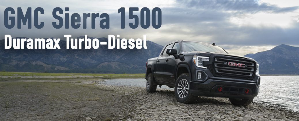 2020 GMC Sierra 1500 Duramax Turbo-Diesel Engine in Highland, Indiana