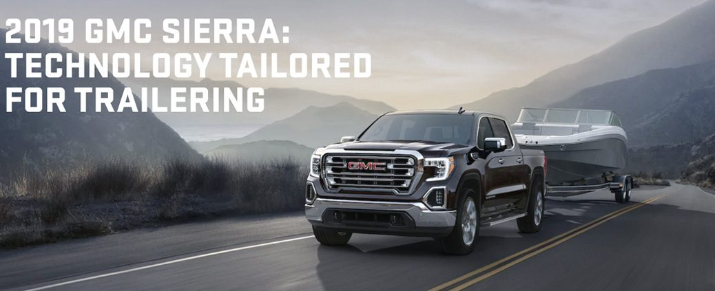 How to use the GMC ProGrade Trailering System in the 2020 GMC Sierra 1500