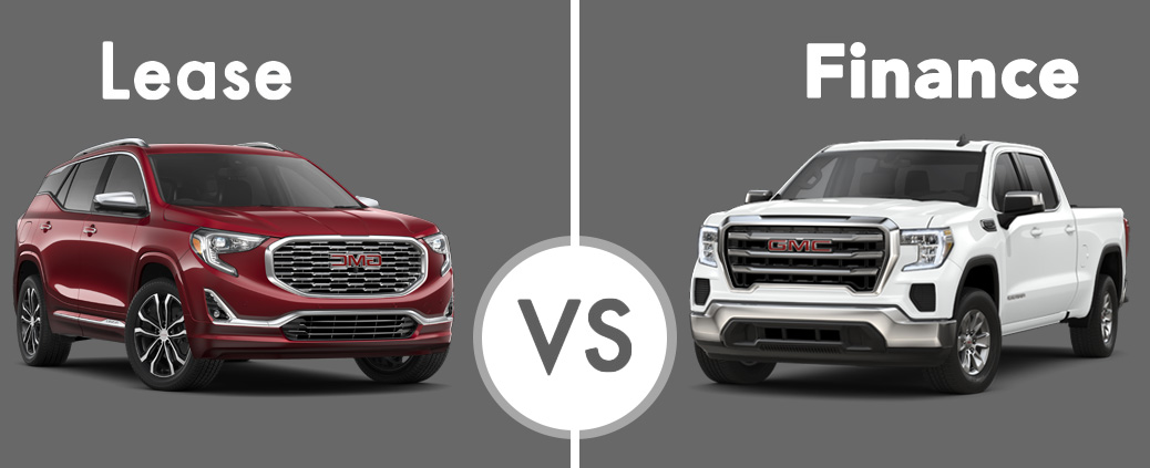 Finance or lease GMC at your near by highland indiana gmc dealer