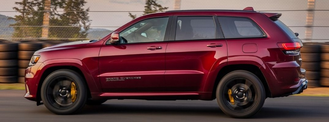 Jeep Grand Cherokee Msrp >> 2020 Jeep Grand Cherokee Pricing And Trim Options