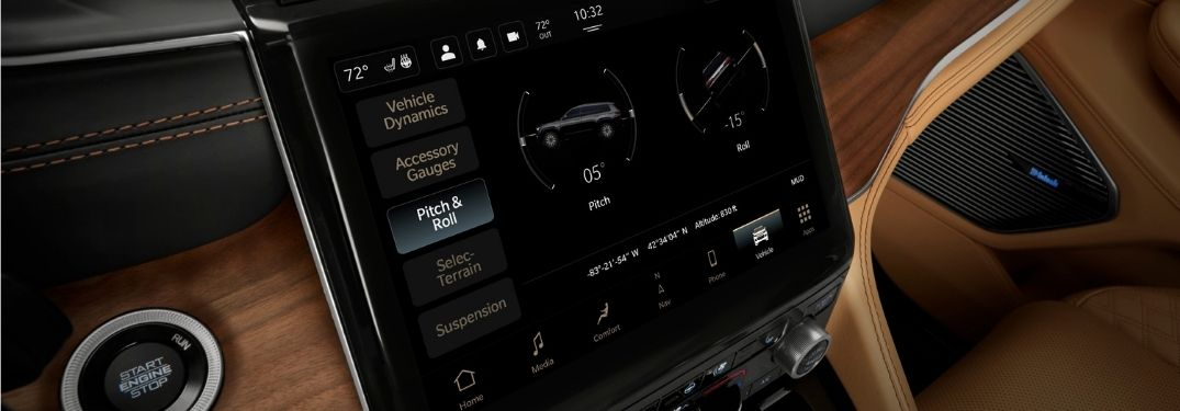 Next-Gen Uconnect® 5 Touchscreen Infotainment System Upgrades the User Experience