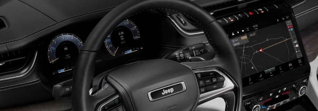 Step-By-Step Instructions to Customizing the Uconnect® 5 Infotainment Display