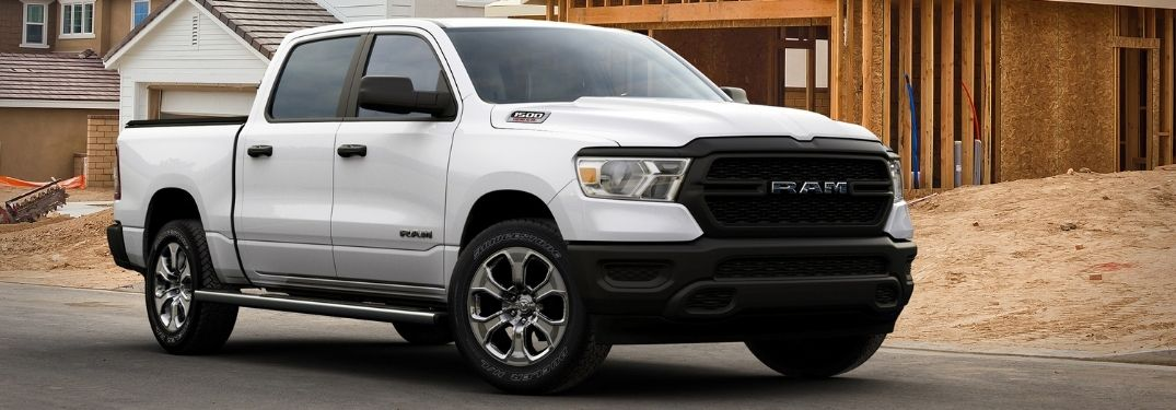 2021 Ram 1500 Adds Ultra-Efficient HFE EcoDiesel Trim to the Lineup