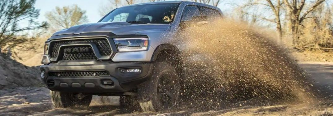 Guide to 2021 Ram 1500 Rebel Off-Road Features and Specs