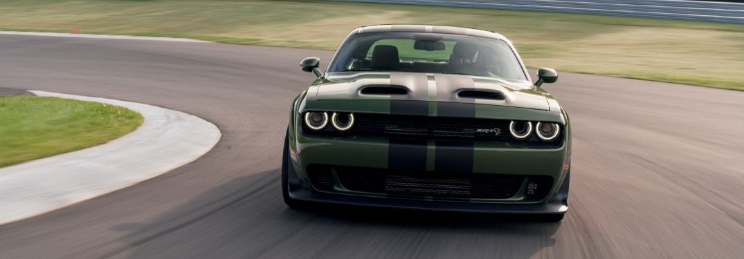 How Many Colors Does the 2021 Dodge Challenger Come In?