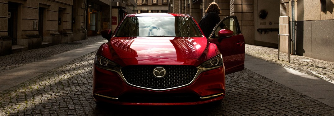 2019 Mazda6 Exterior and Interior Color Options