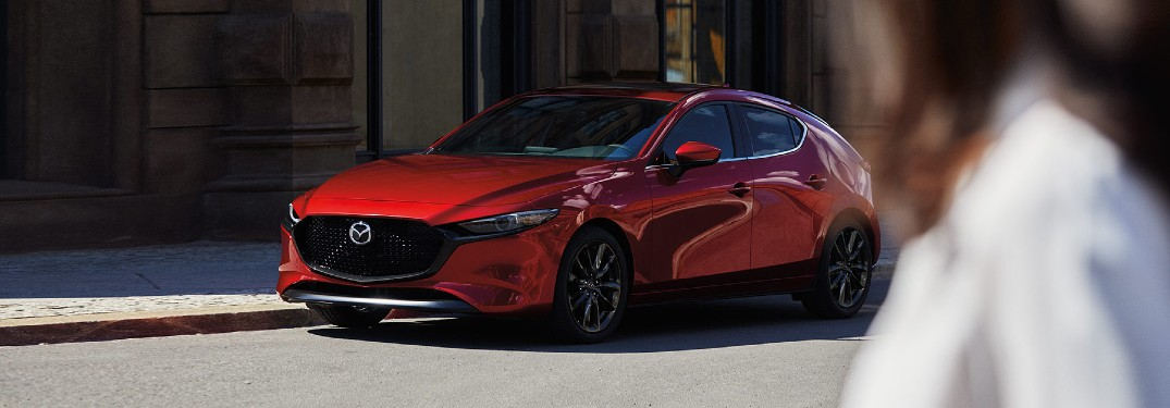 What's the Difference Between the 2020 Mazda3 Sedan and Hatchback?