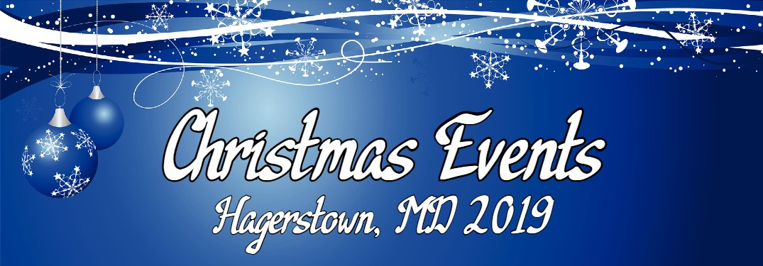 What Can I Do for Christmas with the Family in Hagerstown, MD?