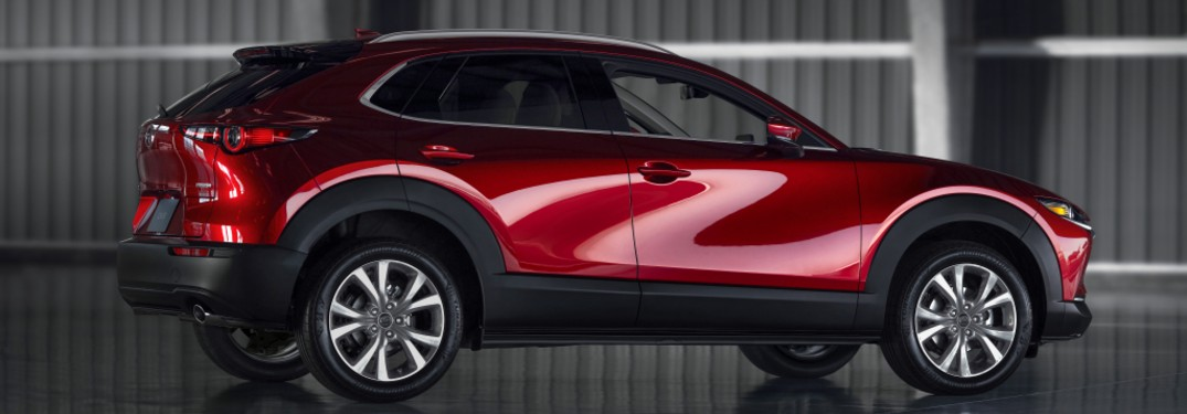 How Much Space is Available in the 2020 Mazda CX-30?