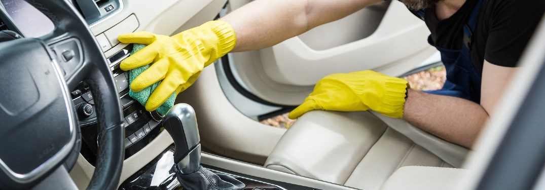 How to Disinfect a Vehicle for Coronavirus