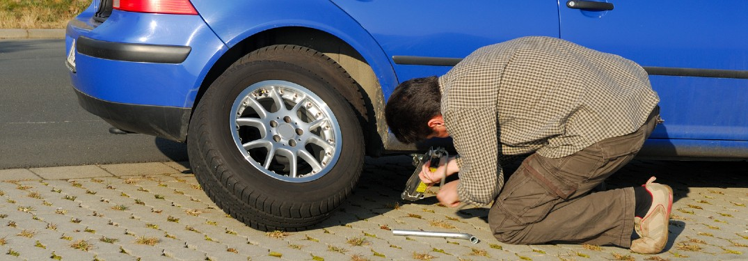 How to Safely Change a Flat Tire