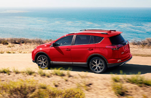 2017 Toyota RAV4 engine specifications and performance