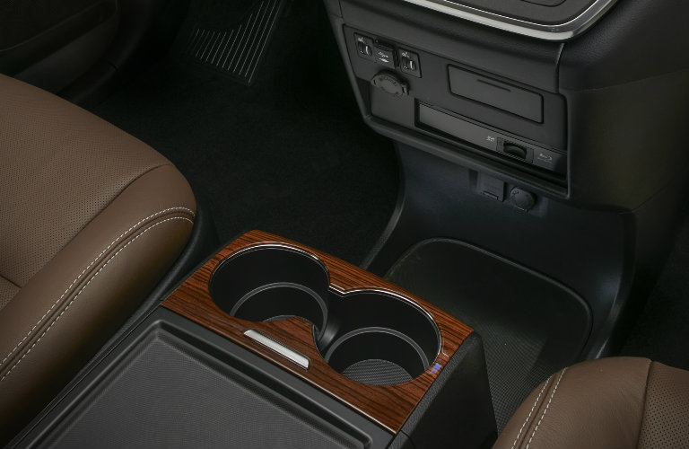 wood accents 2018 Toyota Sienna