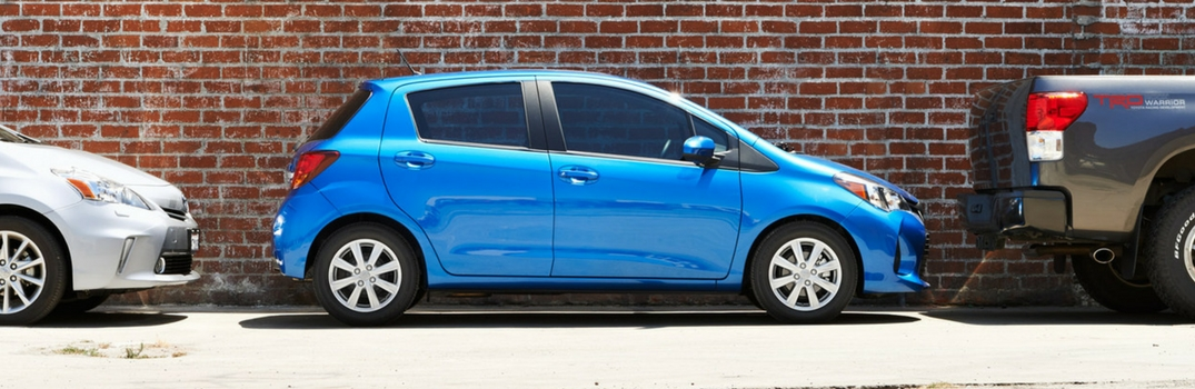 2017 Toyota Yaris Specs and Features
