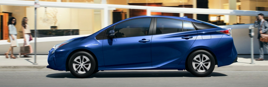 2018 Toyota Prius Color Choices