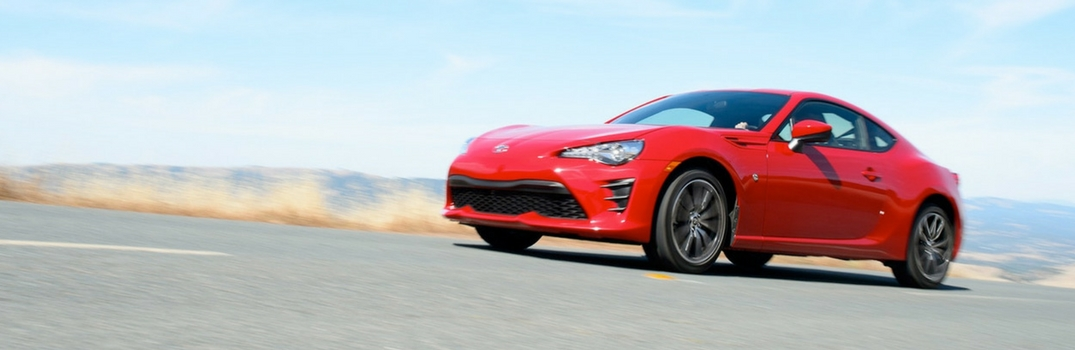 2018 Toyota 86 Engine and Performance Specs