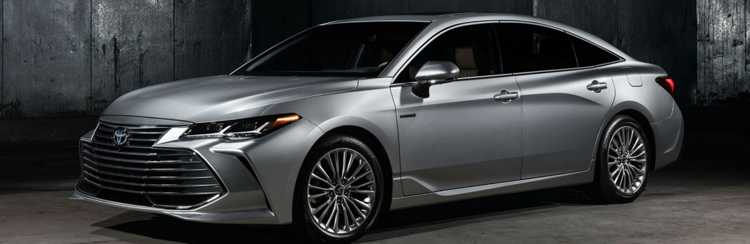2019 Toyota Avalon Exterior Design