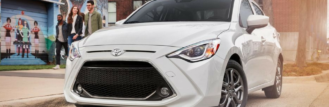 2019 Toyota Yaris First Look