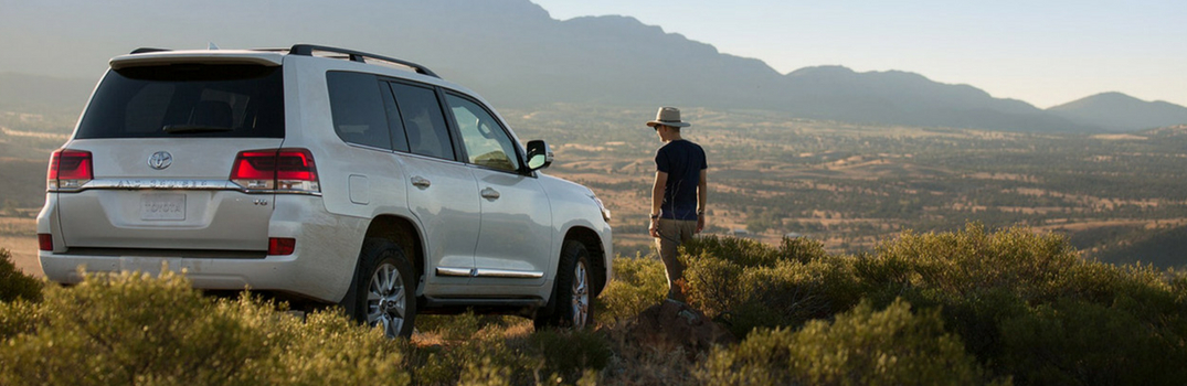 Does the 2018 Toyota Land Cruiser Have Toyota Safety Sense?