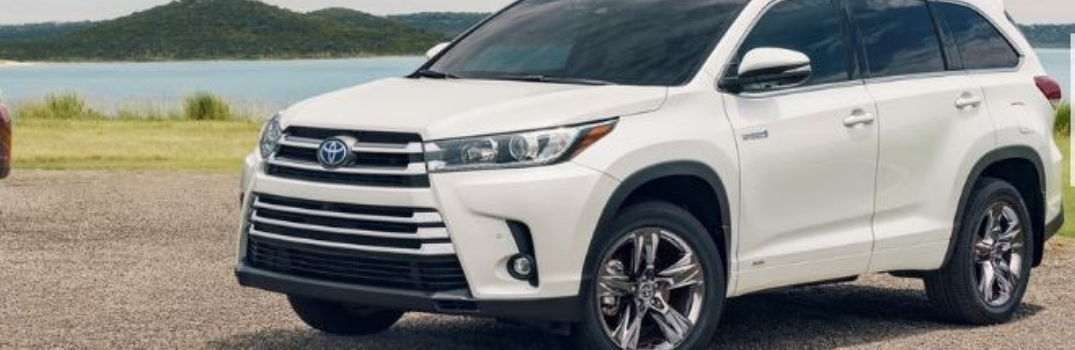 2019 Toyota Highlander Fuel Economy Rating