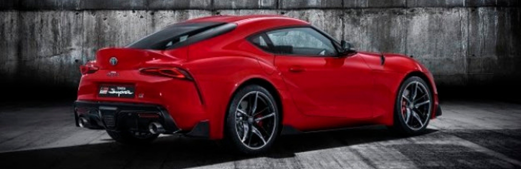 2020 Toyota GR Supra Starting MSRP and Release Date